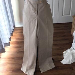 Calvin Klein pants size 8 NWT